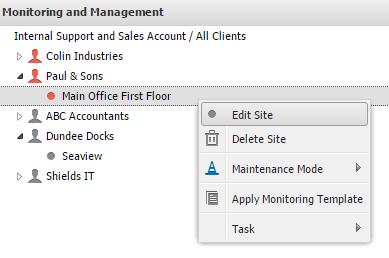 client treenew icons