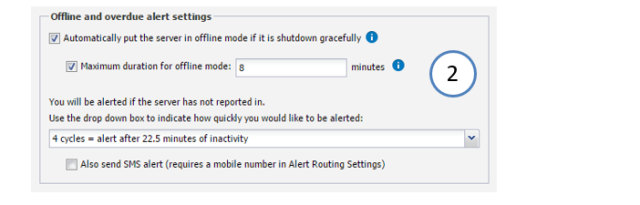 faster server overdue alerts 2