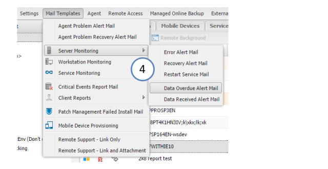 faster server overdue alerts 5