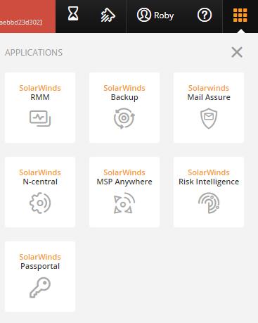 passportal app switcher
